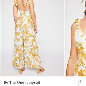 STILL IN STORES: Be The One  :Free People Jumpsuit
